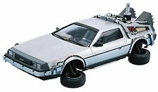 Aoshima 11867 1/24 Back to the Future Part 2 DeLorean F/S w/Tracking# Japan New