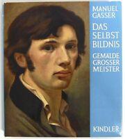 Manuel Gasser   Das Selbstbildnis