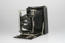 Plattenkamera 9x12cm mit Rodenstock München Doppel Anastigmat Eurynar 13,5cm