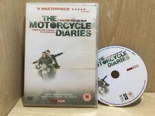Motorcycle Diaries DVD Region 2