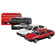 Takara Tomy Tomica Premium 40 Toyota SPRINTER Treno Ae86 Red 1/60 Mini Car Toy