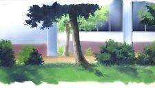 Anime/Animation Cel Production Background #1035