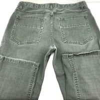 Tony Hawk Skinny Slouch Gray And Black Dotted Striped Pants 18 Regular Youth