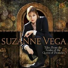 Vega Suzanne - Tales from the Realm of the Queen of Pentacles CD Nuovo Sigillato