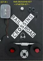 Railroad Crossing STARTER KIT