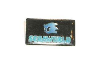 Sega World ORGINAL 1996 Pin Badge