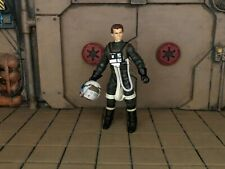 LOOSE STAR WARS THE LEGACY COLLECTION REBEL A-WING PILOT ARVEL CRYNYD
