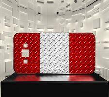 Coque Rigide pour Galaxy E5 Drapeau PEROU 05