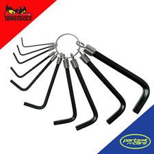 1425 - Teng Tools - 10 x Hex Key Set (Ring Holder)
