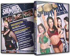 Official Shimmer Women Athletes Volume 60, Female Wrestling Event DVD