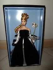 BARBIE CONVENTION 2005 MASQUERADE  DOLL NRFB  GOLD LABEL SEE PICTURES