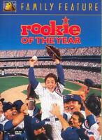ROOKIE OF THE YEAR NEW DVD