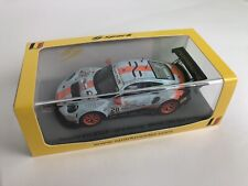1/43 Spark Porsche 911 GT3 R GPX Racing 2019 Spa 24hrs Winner Dirty Version