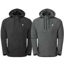 Mens Lightweight Fleece Hiking Camping Hoodie Outdoor Winter Gym Work Top Forgo
