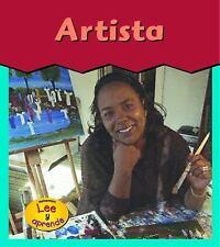 Artista (Esto es lo que quiero ser) (Spanish Edition)-ExLibrary