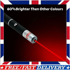 More details for 1mw powerful red laser pen pointer lazer professional pet dog cat toy teaser