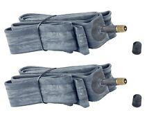 "2 x Quality Schrader Valve Cycle Bike Tubes 47-203 54-203 54-254 57-203 12"""