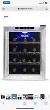 Newair Wine Cooler Aw-121e 12 Bottle Capacity