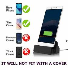 Soporte Sync Dock Estación Cargador Para Samsung Galaxy S7 S6 Mini Android Con Internet De Borde