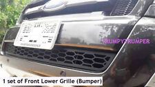 Mesh Style Front Lower Grille For FORD RANGER T7 MK2 PX2 2015-2018 Bumper Part