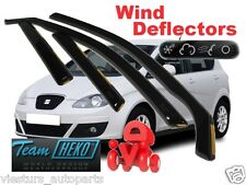 SEAT Altea / Toledo III 5D 2004 - 2009  Wind deflectors  4.pc  HEKO  28230