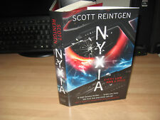 Scott Reintgen Nyxia Signed Numbered x/250 debut Triad trilogy next Hunger Games
