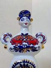 New listing Korosten Decanter Kiev Ukraine Vase Ceramic Mid Century Mcm Eames Era Bottle