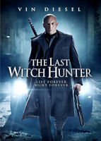 The Last Witch Hunter [New DVD]