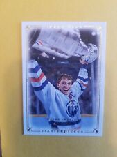 2008-09 Upper Deck Masterpieces #38 Wayne Gretzky
