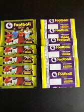 Panini Premier League Football 2020 Stickers.  10 Sealed Packs