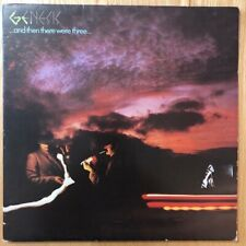 Genesis – ...And Then There Were Three...US Gatefold VINYL (SD 19173) - V.Good