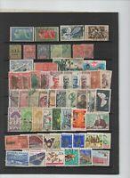 85 timbres Madagascar avant et après  indépendance