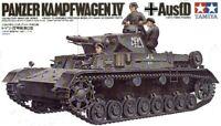 Tamiya 35096 WWII German Panzer IV Ausf D 1/35 Scale Plastic Model Kit