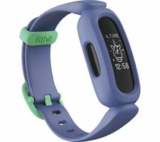 FITBIT Ace 3 Kid's Fitness Tracker - Blue & Green Universal - Currys