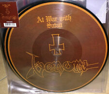 "Venom-At War With Satan PIC DISC 12""VINYL EDITION!!  simply impossible to ignore"