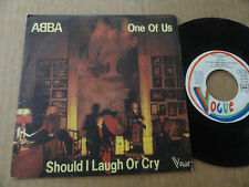 "ABBA  45T "" ONE OF US """