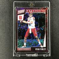 RYAN FINLEY 2019 PANINI FATHER'S DAY #FB6 HOLOFOIL PARALLEL ROOKIE RC 1/1 1of1