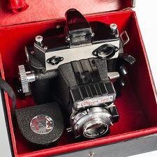 Simmon Bros. Omega 120 6x7 medio formato cámara telemétrica. como Nuevo. nuevo En Caja!!!