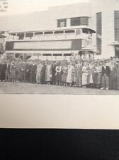 58101 Ephemera 1937 Picture Office Works Of Simmonds Accessories Ltd Staff Trip
