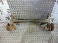 HYUNDAI I10 1.2 PETROL 2010 REAR AXLES WITH HUBS