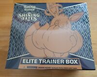 Pokemon Shining Fates Elite Trainer Box Sealed (In Hand and ready to Ship)
