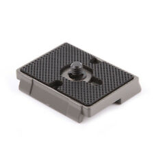 Quick Release Plate With Clamp Adapter For Manfrotto 200PL-14 496 RC2 Tripod Fit