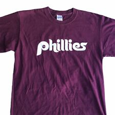 Philadelphia Phillies MLB Men's Vintage Y2k 2006 Aaron Rowand Shirt |Size: L