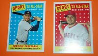 2019 Topps Archives 1958 Sports Magazine All-Star Insert YOU PICK