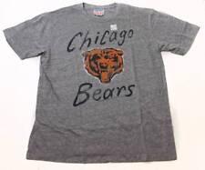 Junk Food Chicago Bears Heather T-shirt - Medium