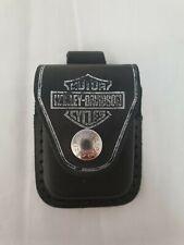 Zippo Tasche, Feuerzeugtasche Harley Davidson