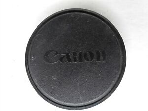 Canon 50mm Camera Lens Cap For 48mm Filter Ring Canonet QL17 G-III / Canonet 28
