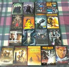 Lot of 17 DVD Sci-Fi Fantasy Horror Films Movies Matrix X-Men Batman True Blood