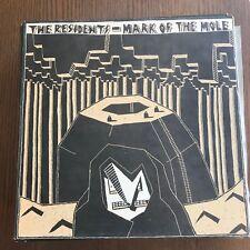 RESIDENTS - MARK OF OF THE MOLE (1981) - LP TORSO 1988