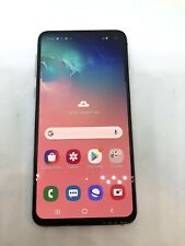 Samsung Galaxy S10e (SM-G970U1) Consumer Cellular - White - Very Good Condition
